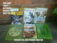 Console Games & Bluray DVDs