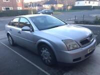 Vauxhall vectra 2003 2.0dti