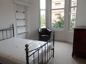 1 Bedroom Flat, Thornwood Drive, Thornwood, Glasgow G11 7TR