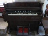 Harmonium (pump organ)