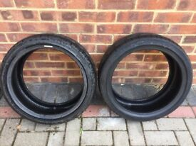 2X Brand New Tyres Toyo Proxes T1R 195/40/16