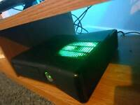 Xbox 360 (4gb Matte Black, 320gb HDD) with Whisper Slim LED Fan