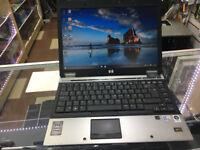 """HP Elitebook 6930p Laptop/ 14.1"""" Screen, WEBCAM,4 GB RAM. Win10 PRO+Office"""