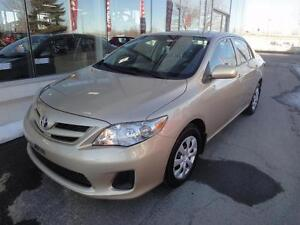 2012 Toyota Corolla CE gr.C air, vitres, cruise
