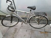 AMMACO TRAVELLER BICYCLE WITH SHIMANO 24 SPEED