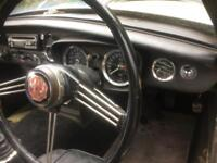 MGB Early steering wheel wanted