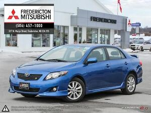 2010 Toyota Corolla S!! SUNROOF! ONLY $54/WK TAX INC. $0 DOWN!