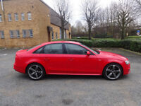 Audi A4 TDi Quattro S Line Black Edition Saloon Auto Diesel 0% FINANCE AVAILABLE