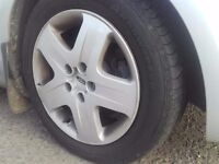 !! CLEARANCE !! Ford Focus C-Max Mondeo Galaxy 5x108 16'' STEEL WHEEL GENUINE Tyres 205/55/16