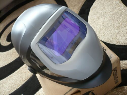 3M Speedglas 9100X SW Darkening Welding Helmet w/S-Windows, Hornell Speedglass