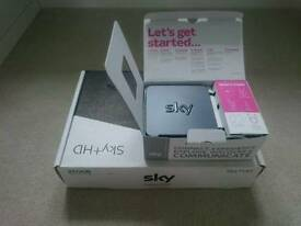 Sky+ HD 250GB + Sky Hub Router