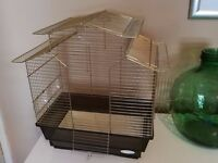 Cage for parrots, canaries, finches