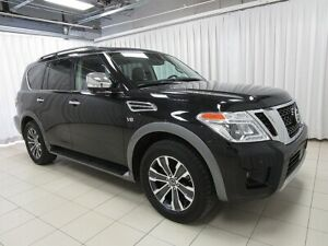 2018 Nissan Armada FEAST YOUR EYES ON THIS BEAUTY!! SL 4WD SUV 8