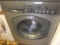 Silver hot point Washer dryer.....Cheap Free Delivery