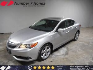 2014 Acura ILX Tech Pack| 39,188 KM, Leather, Navi!
