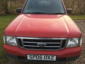 Ford Ranger single cab, £2000 NO OFFERS