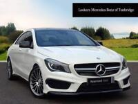 Mercedes-Benz CLA CLA45 AMG 4MATIC (white) 2014-05-30