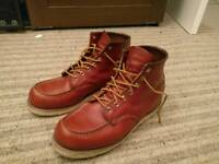 Red Wing Boots 8131 UK9