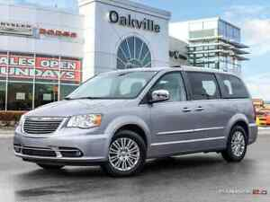 2014 Chrysler Town & Country LIMITED   COMPANY CAR   BLIND SPOT