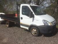 Iveco daily 2007 07REG tipper spares or repairs starts and drive