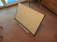 A1 'Trueline' Drawing Board with Parallel Motion - bargain at £40