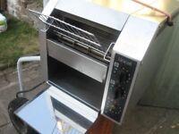 Lincat commercial conveyor toaster CT1
