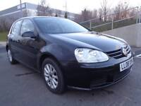 2008 VOLKSWAGEN GOLF AUTOMATIC PETROL ,LOW MILES,ONLY 55,000 MILES,GOOD RUNNER ,WARRANTY PROVIDED