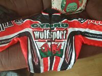 Wulf race jacket