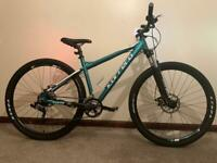 Brand new bike/ mountain bike/ Carrera bike