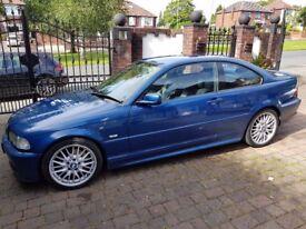 2002 3 Series BMW M Sport Coupe 2.5L