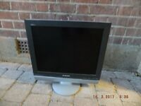 "20"" Samsung flat screen TV"