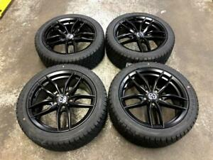 17 R05 Wheels 5x112 and WINTER Tires 225/45R17 (VW JETTA, GOLF) Calgary Alberta Preview