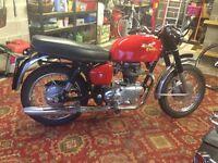 Royal Enfield Crusader Sport 1966 Classic Motorbike