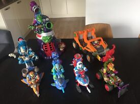 Planet Protector playset