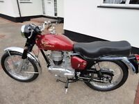 1961 royal enfield crusader sports