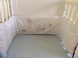 Winnie the pooh bed bundle