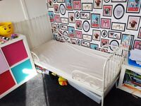 Childs Ikea extendable bed