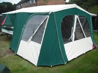 Combi Camp Venezia Trailer Tent Folding Camper.