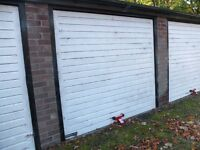 Secure Garage in Chorlton M21 to rent