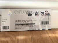 Stereophonics concert 2nd June 2018 Wrexham racecourse ground