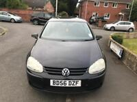 VOLKSWAGEN GOLF 1.4 S WITH 11 MONTHS MOT AND FULL SERVICE HISTORY