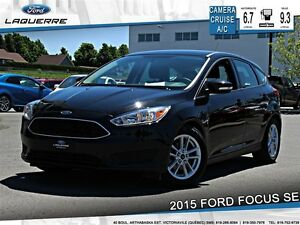 2015 Ford Focus SE**CAMERA*BLUETOOTH*CRUISE *A/C 2 ZONES**