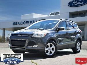 2016 Ford Escape SE,NAVIGATION,HEATED SEATS,BLUETOOTH