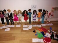 High School Musical/Camp Rock Dolls Collection