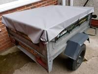 Trailer light weight Daraxa 137 trailer / erde 132 size 250ovno SPACE NEEDED