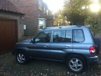 Mitsubishi Pinn 2.0L All original parts, Tow Bar with Electrics, very clean interia