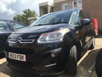 2013 Citroen C3 Picasso 1.6 VTI VTR+ EGS6 5dr Automatic (Top of its Range)