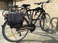 Bike ( Pannier + lights included)