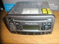 Ford 6000CD car stereo cd player RDS radio