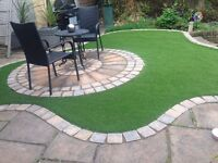 Driveways and gardens installed